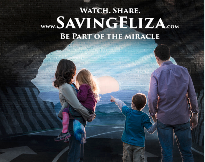 Saving Eliza – The story of a successful fundraising project to save a life