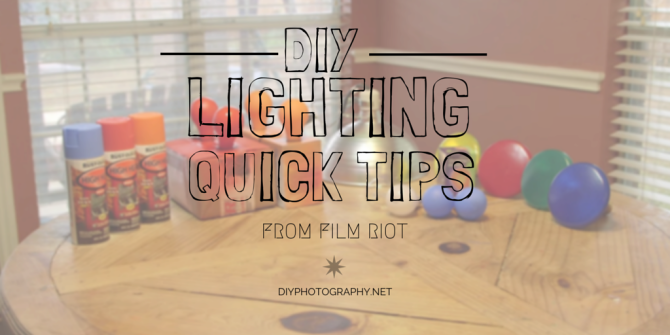 diy lighting tips