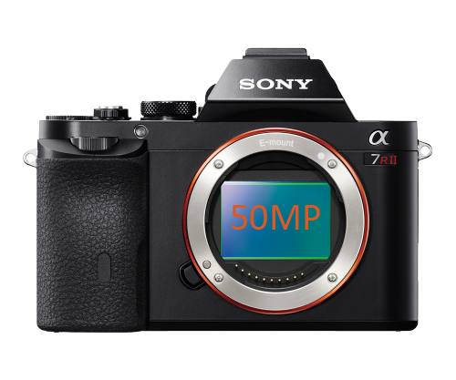 Rumor Has It Sony And Nikon Will Also Produce 50MP Cameras