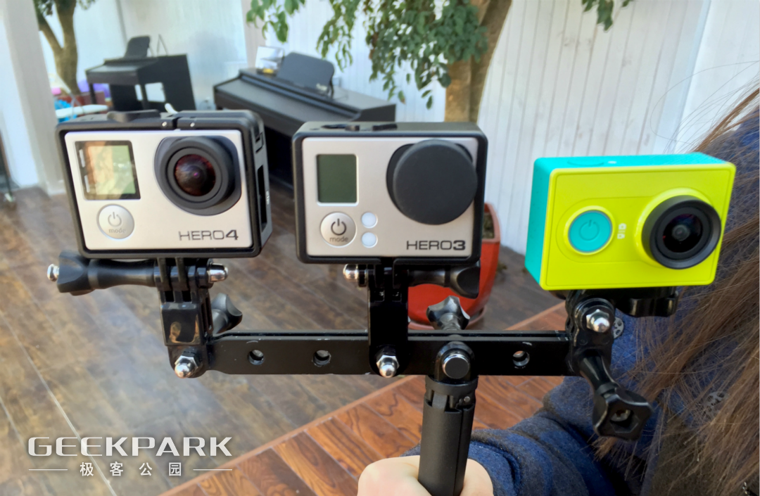 Yi Action Camera First Reviews and How It Compares to the