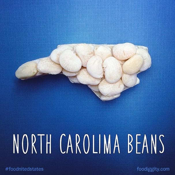 North Carolima Beans