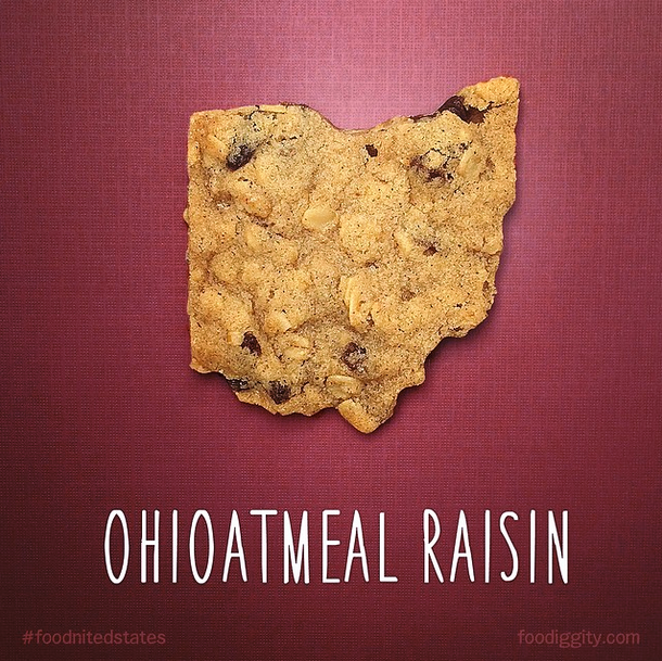 Ohioatmeal Raisin