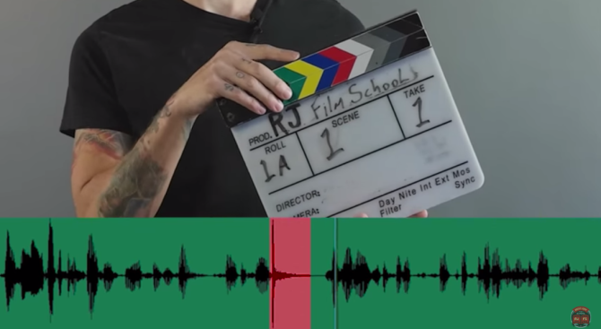 Video Production: how to properly slate and what to avoid