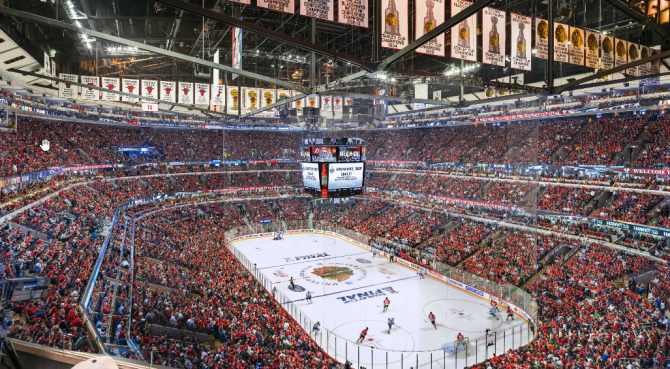 360-Degree 26-Gigapixel Image from Stanley Cup Finals Includes Social Media Interaction