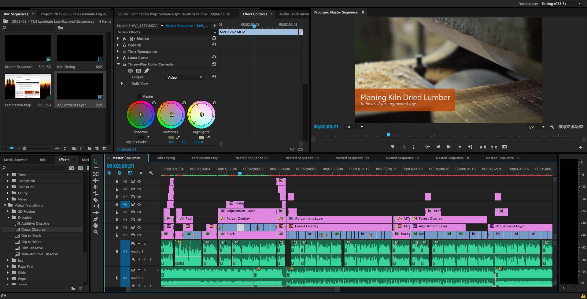 Adobe Fixes Bugs in First Premiere Pro CC 2015 Update ...
