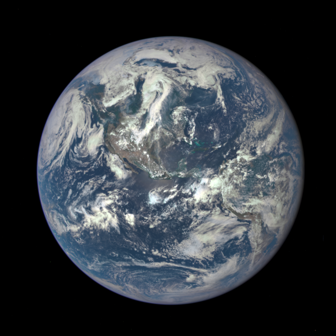 Nasa Releases A New Blue Marble of Planet Earth, Just As Epic