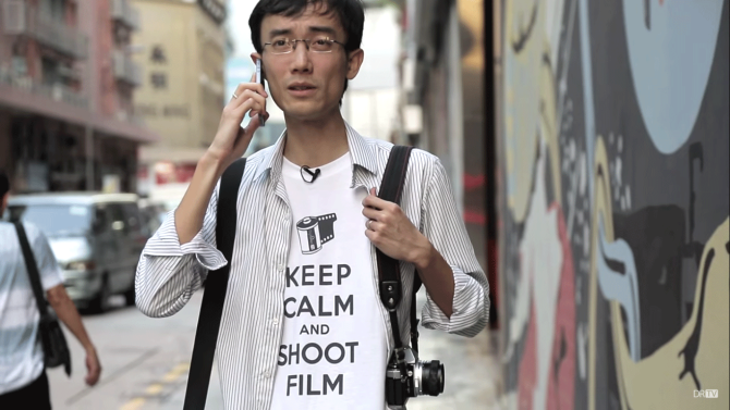 """""""Shoot Film Not Megapixels"""" And Other Sh*t Film Photographers Say [Humor]"""