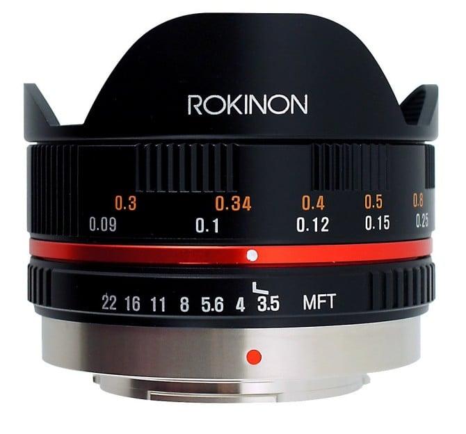 A DIY Guide For Fixing The Rokinon/Samyang MFT Fisheye Focus Issue