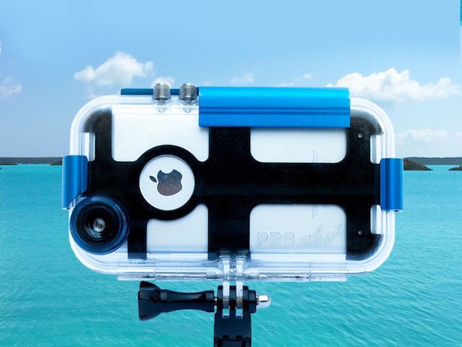 ProShot case turns your iPhone into a GoPro competitor