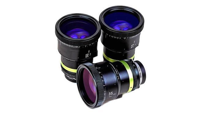SLR Magic Unveils 3 new anamorphic cine lenses that can easily swap mounts