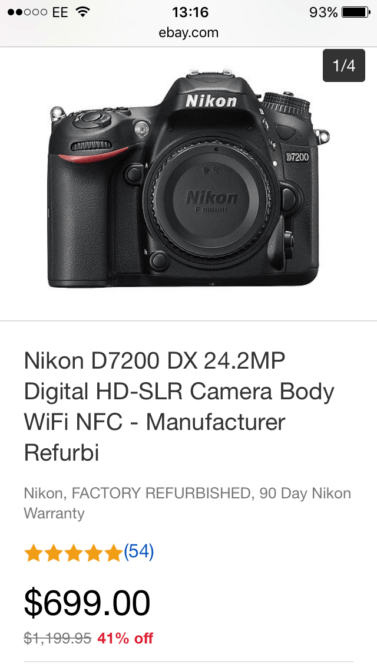 Nikon kills the SB-910 speedlight and releases a new D7200