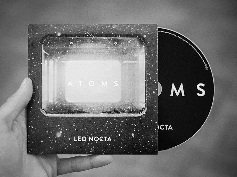 "Leo Nocta ""Atoms"" used another one for his first album — Listen to it here"