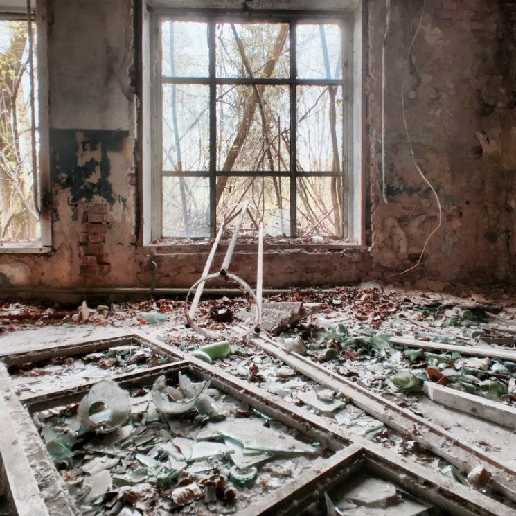 30 Years Later: Exploring Pripyat In The Chernobyl