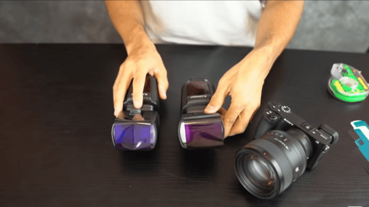 Quick tip: Incorporating color gels in your portrait work