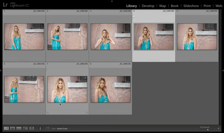 Quick tip: How Lightroom Survey Mode helps you choose your best images in a flash