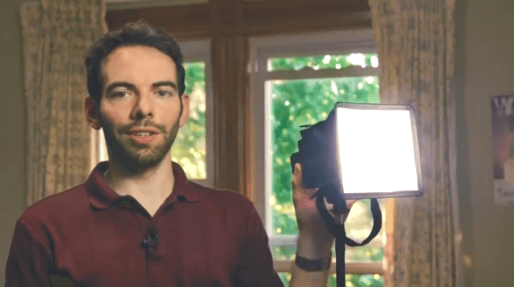 How to quickly upgrade your 160 LED panel softbox for less than $3