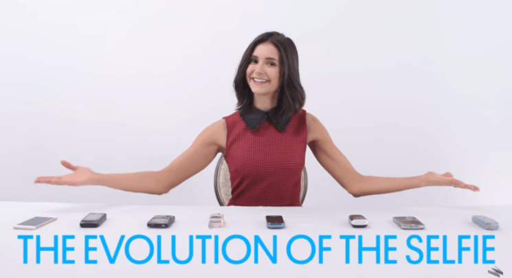 The evolution of the selfie: how phone cameras have evolved over the years