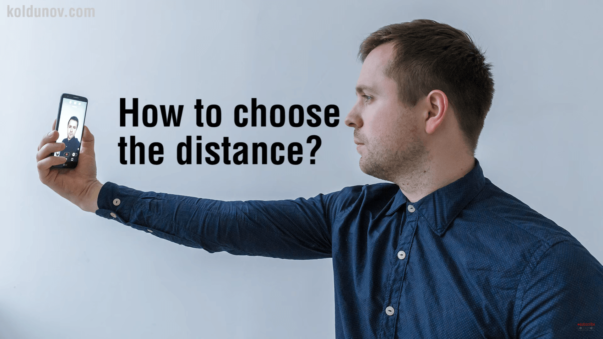 This video explains linear perspective and geometry when shooting portraits - DIY Photography