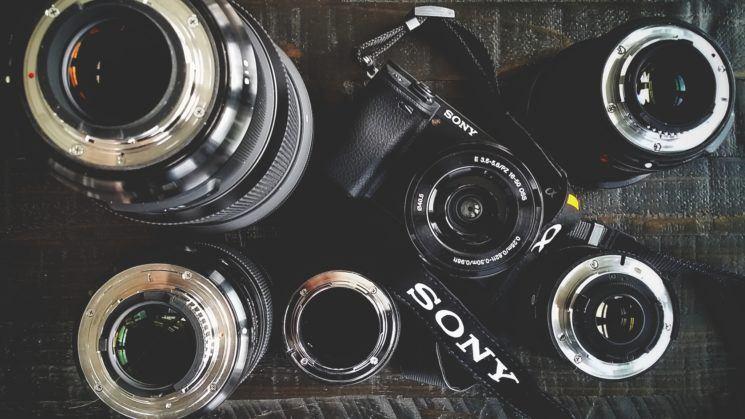 Three Adapter Options Nikon to Sony Mirrorless Nikon F to Sony E Lens Adapters