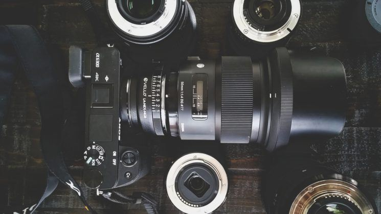 Three Adapter Options To Use Nikon Lenses With Sony