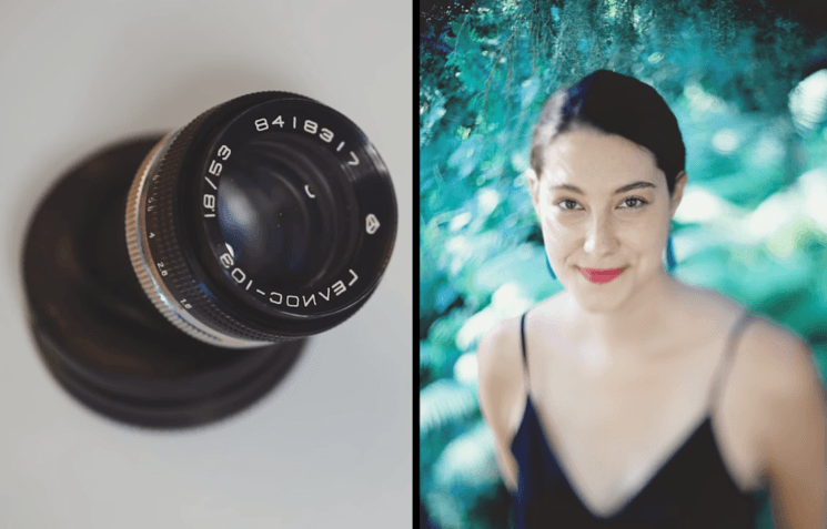 Make your own DIY tilt-shift lens for only $30