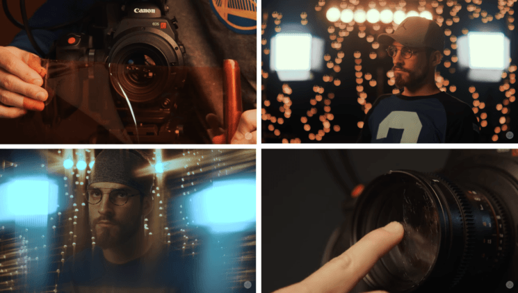 4 super-cheap DIY Lens Filters for photos and video