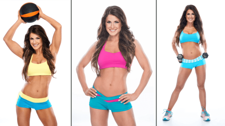 How to take fitness shots for a magazine cover