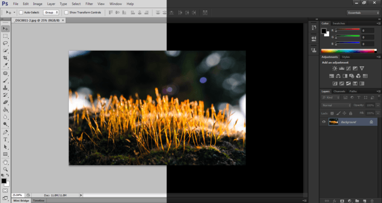 5 tips for customizing your copy of Photoshop - DIY Photography