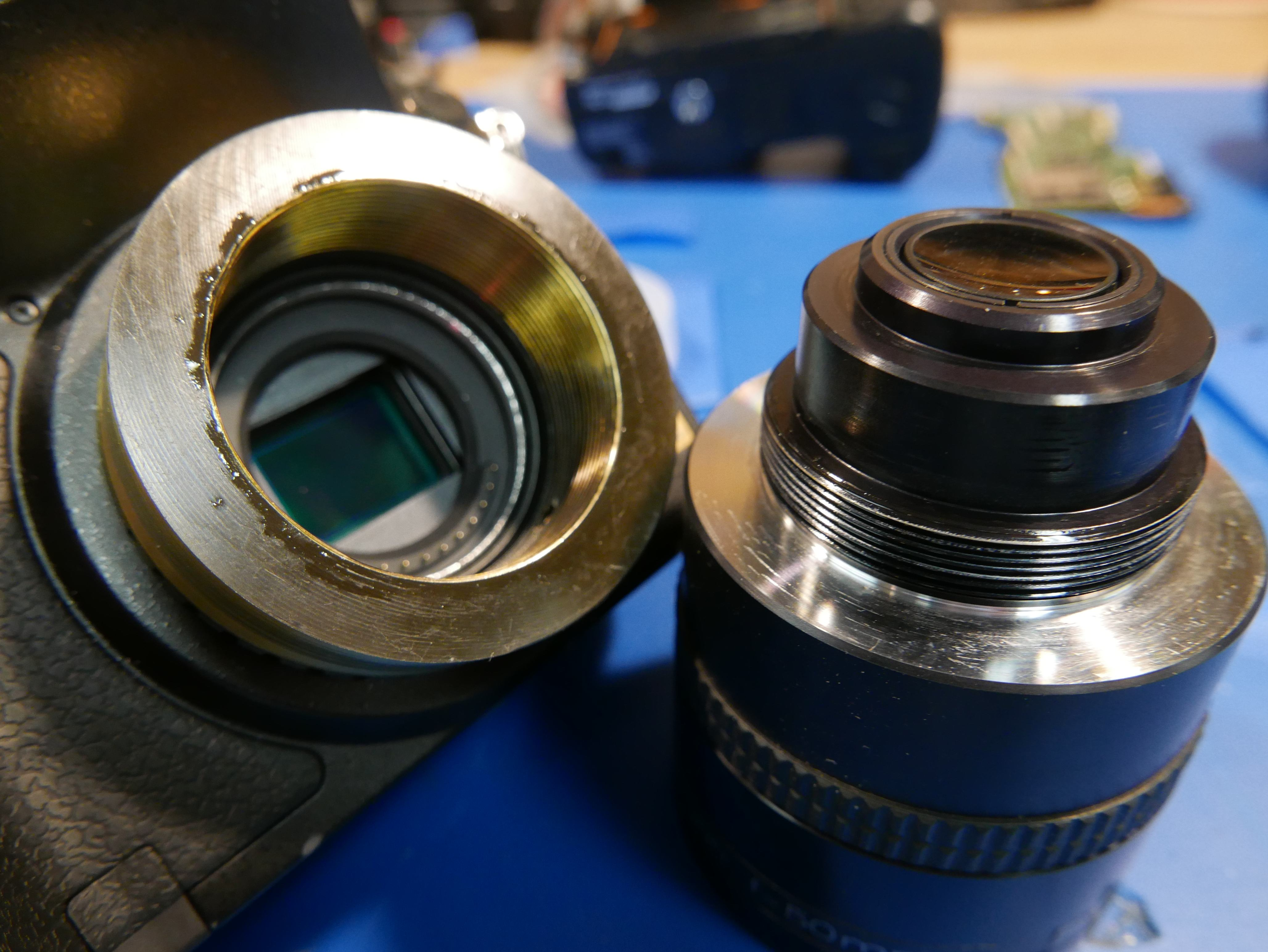 I Converted A Rodenstock 50mm F11 Xray Lens To Fit My Micro Four. One Of The Shortings Smaller Sensors Is Obtaining Adequate Exposure In Dim Lighting Situations Anyone Used To Sub Fullframe Cameras Or Just. Wiring. Radiography Of A Camera Diagram At Scoala.co