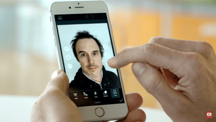 Adobe might turn selfies into decent portraits using AI