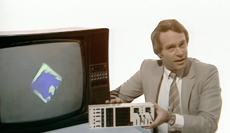 Watch BBC demonstrate the beginnings of CGI in 1982