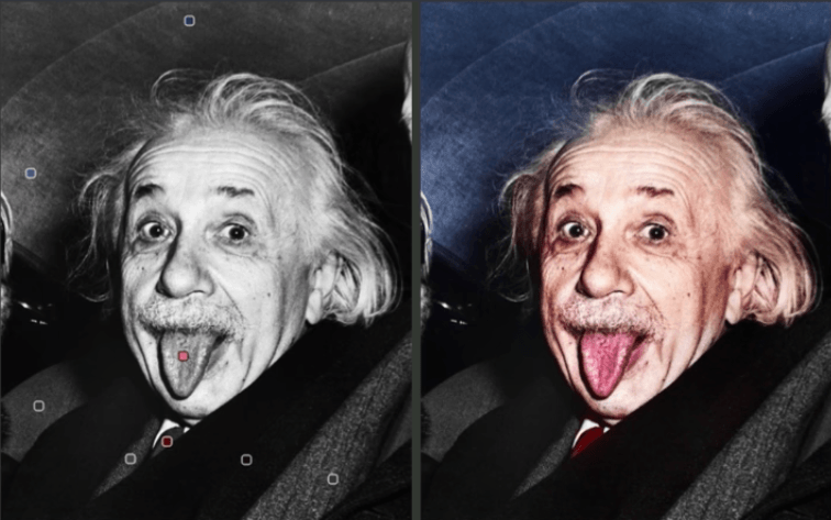 Black And White Photos Colorized