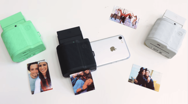 This tiny case lets you print photos directly from your iPhone