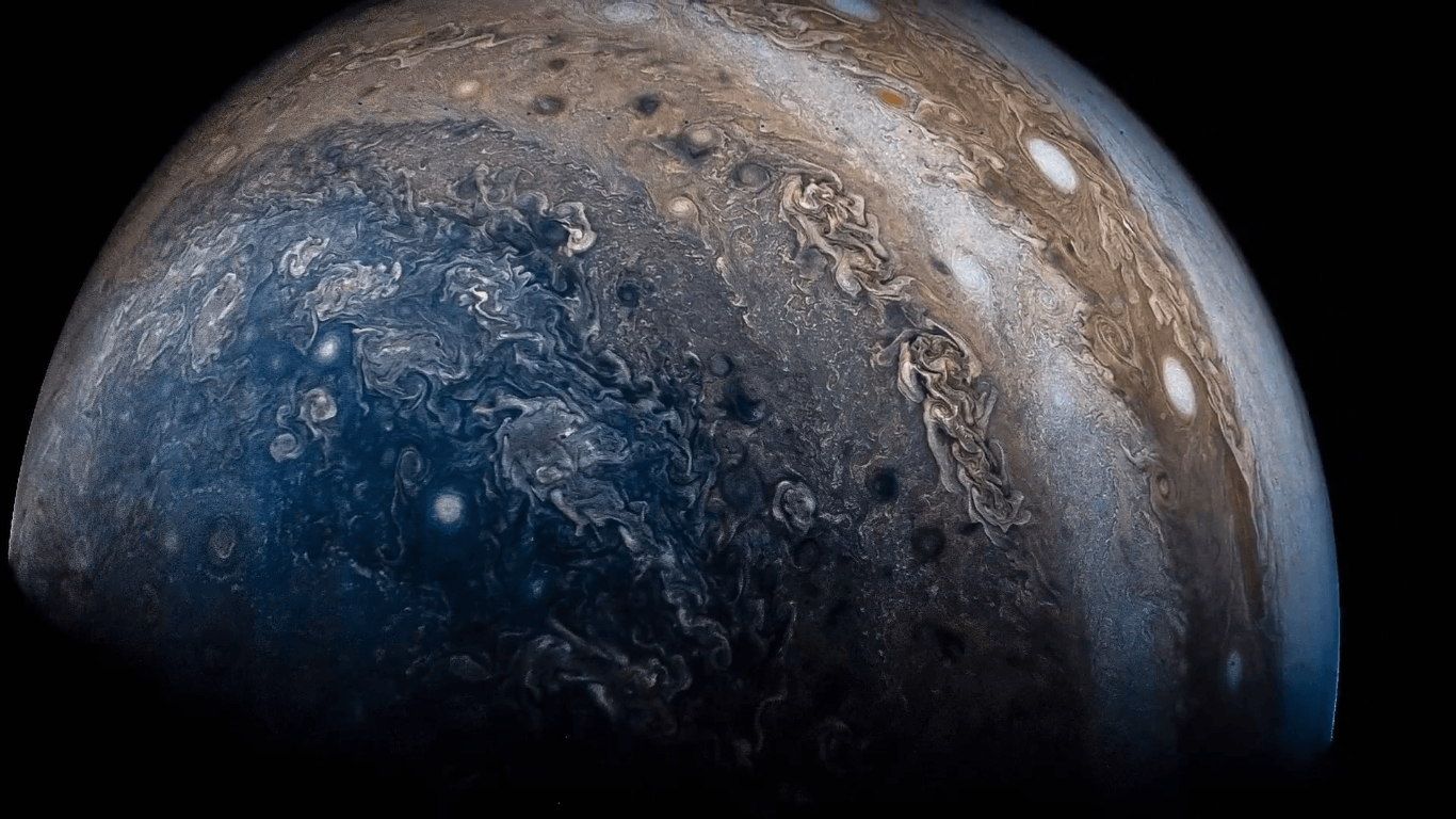 Jupiter S Animated Photos From Juno Spacecraft Are Out Of This