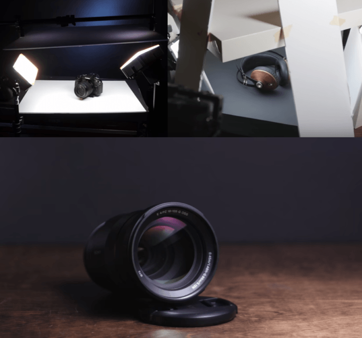 Here are some ways to use foam board and improve your photography on the cheap