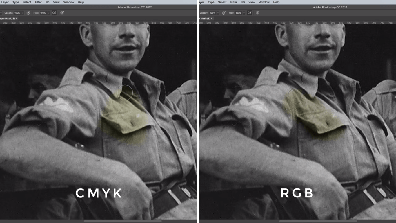 Learn how to colorize black and white photos in only 4 minutes diy