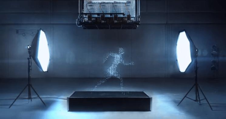 Gatorade creates animated water man without using CGI