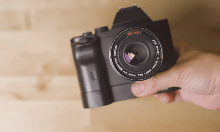 This vintage lens produces cinematic videos and stills, and you can get it for under $50