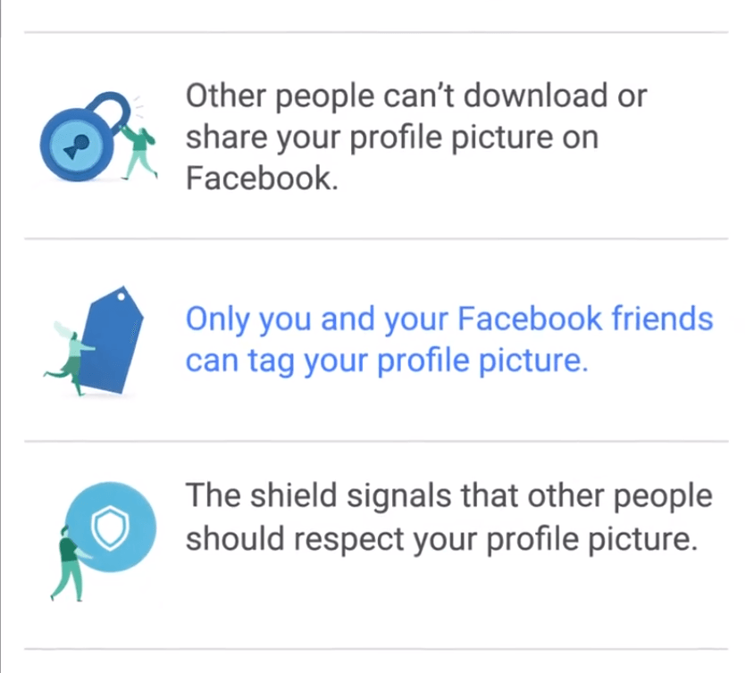 "Facebook tests ""Profile Picture Guard,"" a feature that"