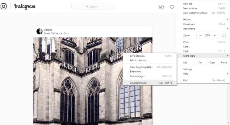 How to quickly upload photos to Instagram from your PC or