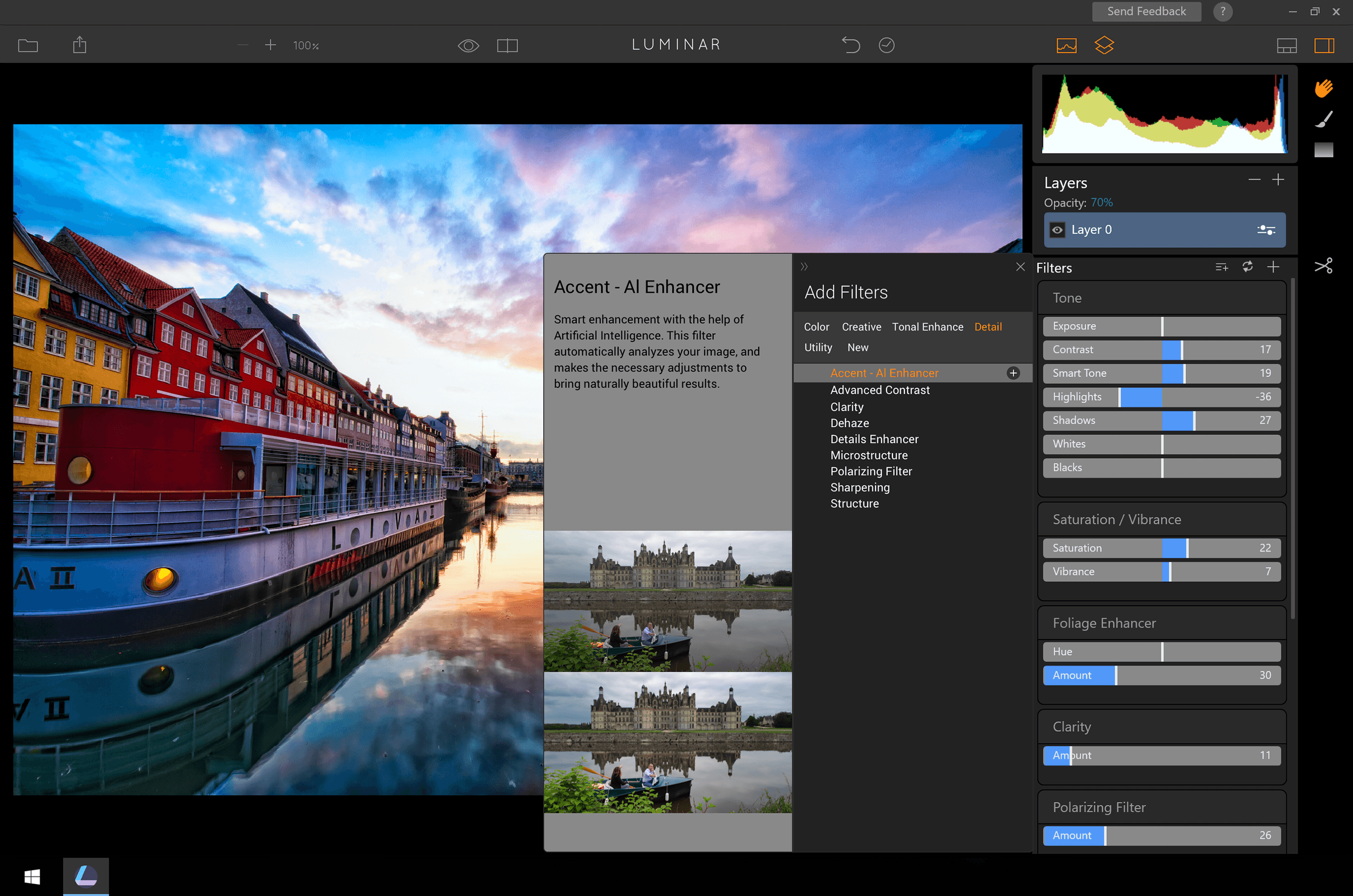 Macphun Luminar for Windows launches with free public beta