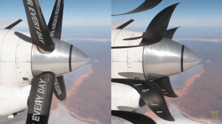 This video helps you understand the rolling shutter effect