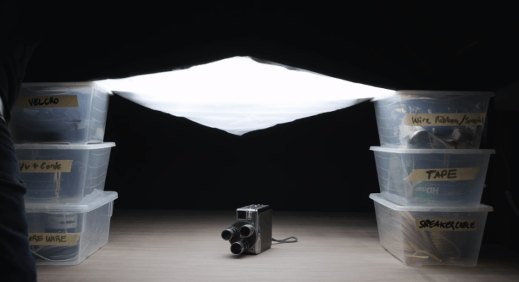 Make a simple and versatile product lighting setup for under $50