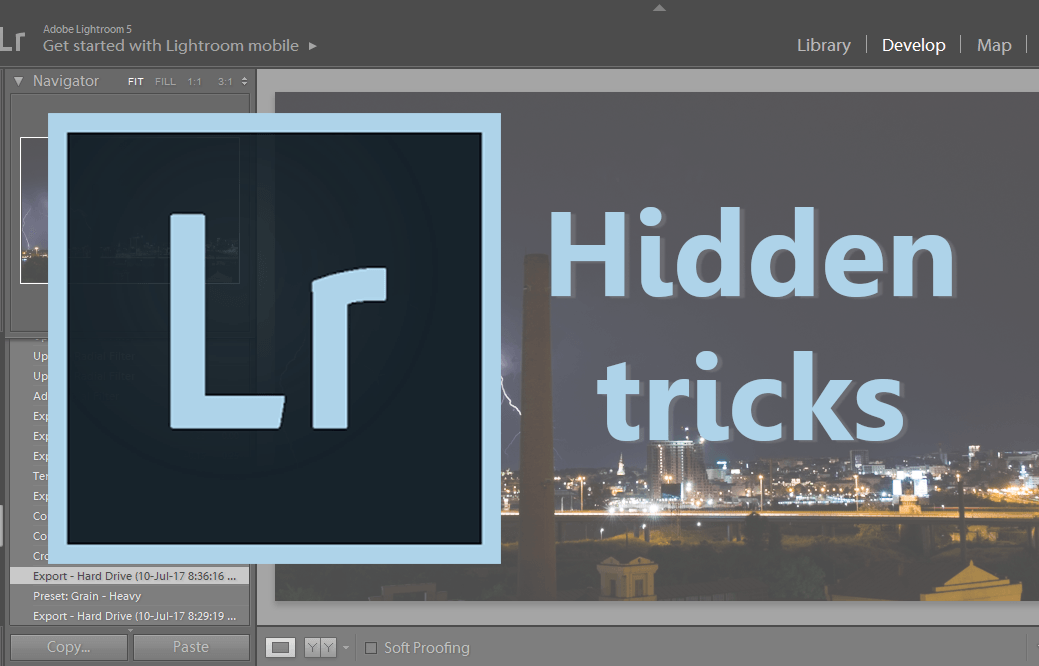 7 Secret time-saving Lightroom tips you should start using today