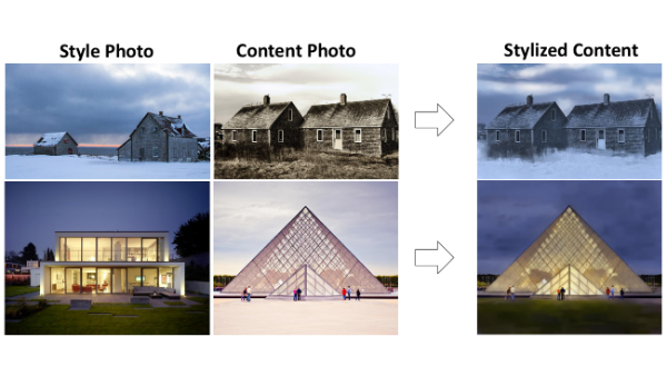 Copy photos styles with NVIDIA's A.I. (yea, A.I. and copy in the same title)
