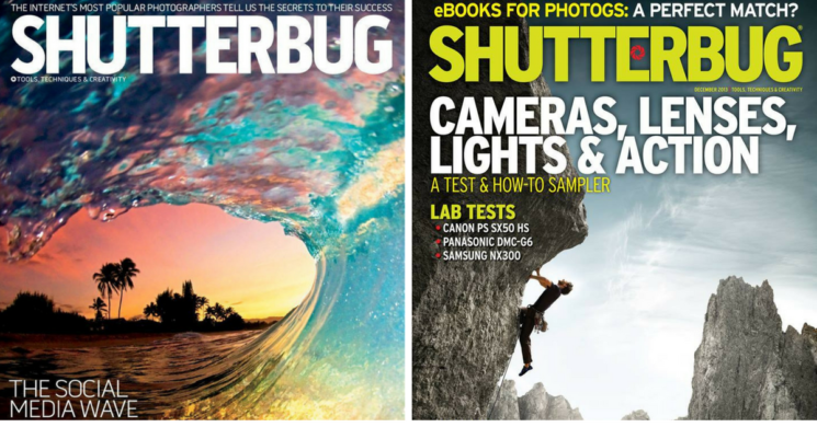Shutterbug ends print magazine after 45 years to focus on web