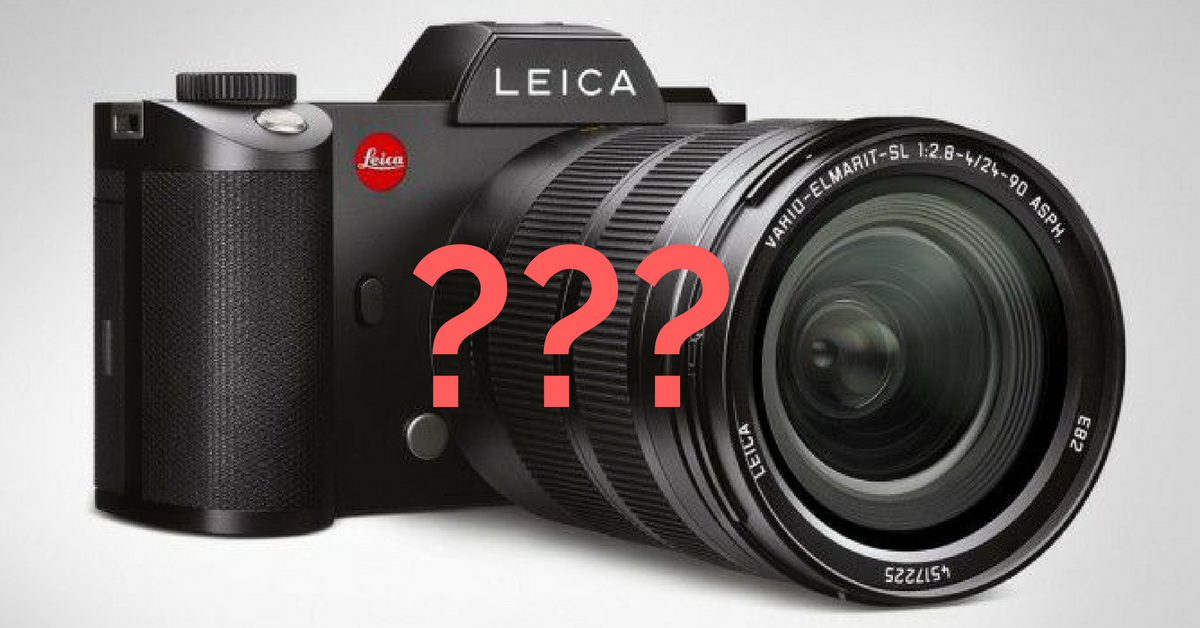 Leica to announce a new mirrorless camera in June, rumor