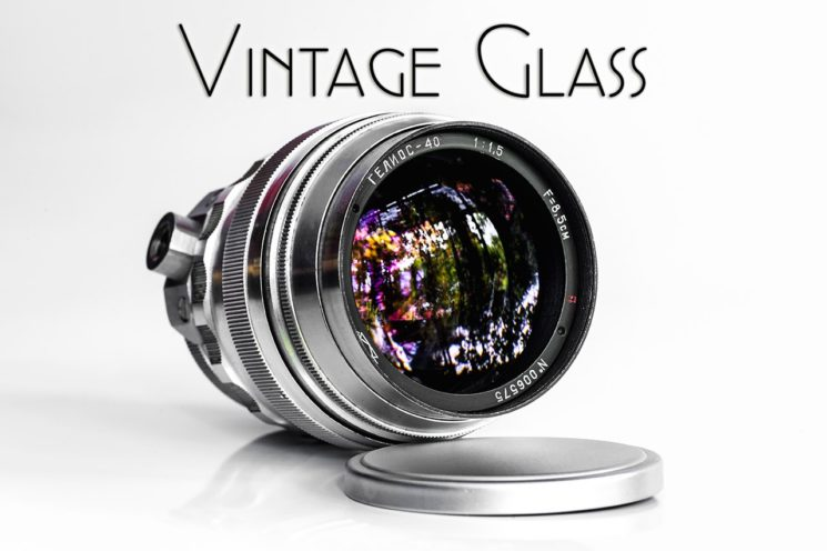 How manual-focus and vintage lenses made me a better photographer