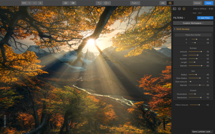 Skylum's new Luminar Flex plugin brings Luminar AI tools to